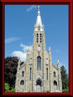 Sacred Heart Church St. Marys, PA 15857